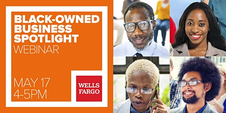Wells Fargo Community Series: Black-Owned Business Spotlight tickets