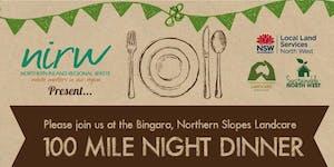 100 Mile Dinner Bingara