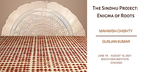 The Sindhu Project: Enigma of Roots Opening Reception tickets