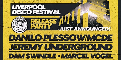Liverpool Disco Festival - Release Party tickets