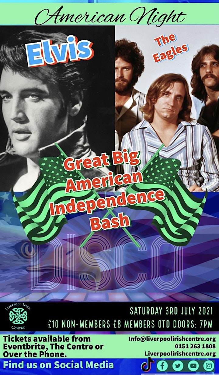 The Great American Independence Bash image