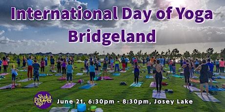 Bridgeland International Day of Yoga tickets