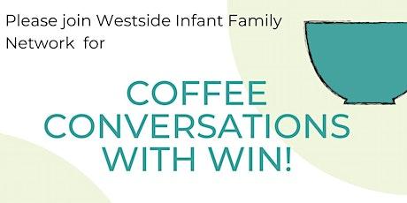 Coffee Conversations / Conversaciones de Café entradas