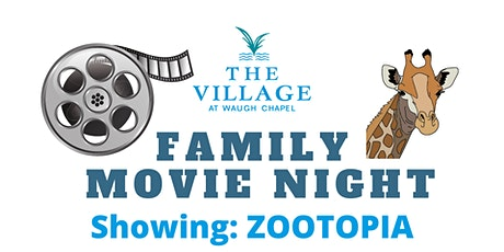 Summer Family Movie Night tickets