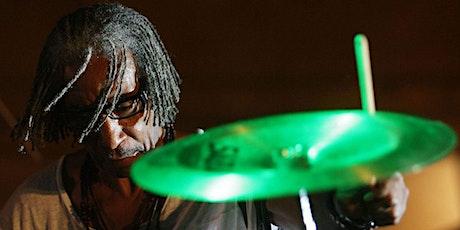 Bashiri Johnson 40 Year Career & B-day Celebration Concert w/All-Star Band tickets