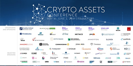 CRYPTO ASSETS CONFERENCE 2021 - #CAC21A tickets