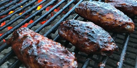 Tailgate Grilling Class for Beginning and Experienced Cooks tickets
