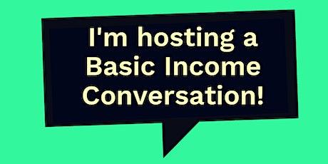 Basic Income Coversation - with WasteNotBristol (Joanna Poulton) biglietti