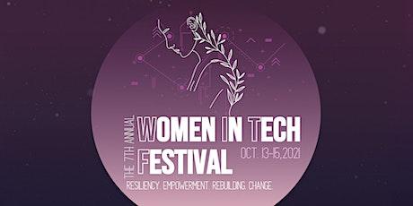 Women in Tech Festival 2021 tickets