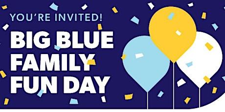 Big Blue Family Fun Day Chantilly tickets