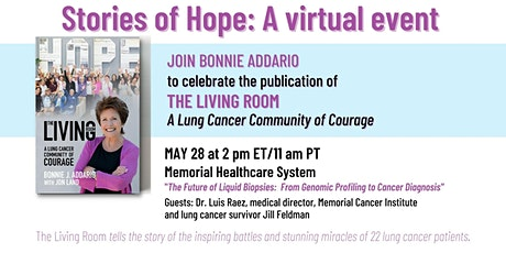 Stories of Hope: Bonnie Addario at Memorial Healthcare System tickets