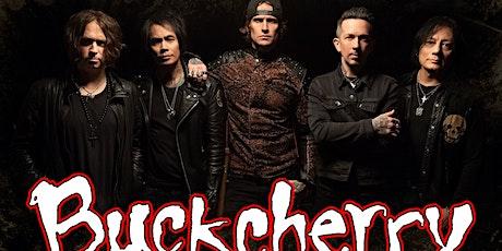 Buckcherry at The Rail Club Live tickets