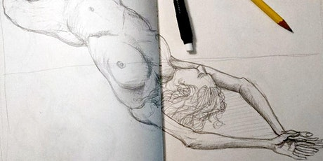 Online Workshop: Draw the Human Figure - Anatomical Sketching tickets