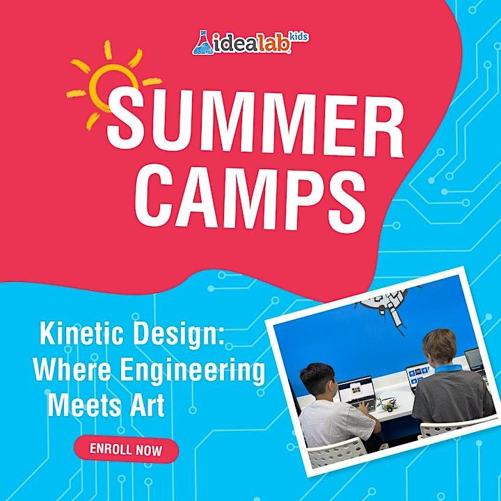 Kinetic Design: Where Engineering Meets Art image