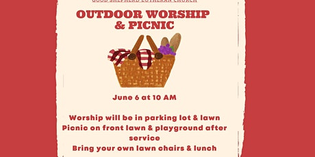 Outdoor Worship & Picnic tickets