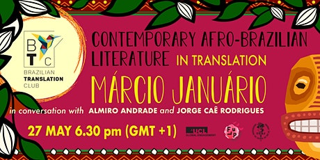 SELCS Brazilian Translation Club workshop - Márcio Januário tickets