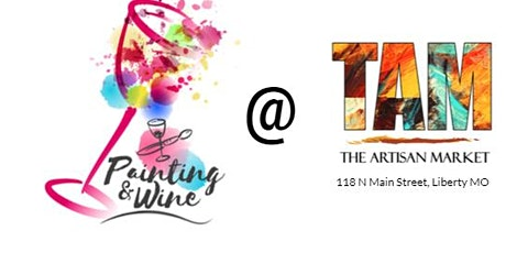 3rd Friday Paint Party!! tickets