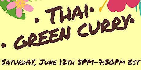 Thai Green Curry tickets