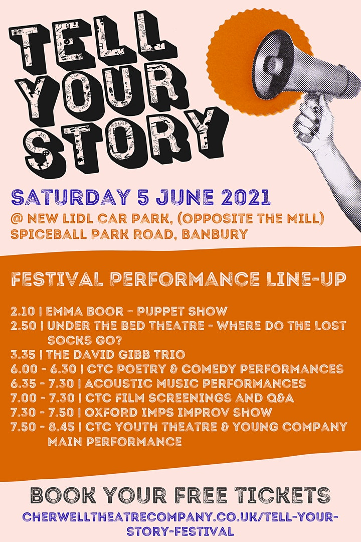 Tell Your Story Festival image
