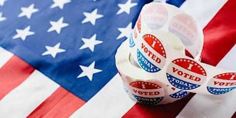National Debate: Voting in America tickets