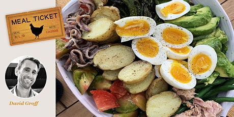 MealticketSF's Private Live Cooking Class  - Niçoise Salad tickets