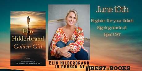 Elin Hilderbrand IN-PERSON SIGNING tickets