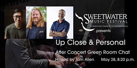 SweetWater Presents Up Close and Personal After Concert Green Room Chat tickets