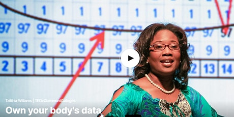 TED Circle -  Own your body's data - what our bodies tell us every day Tickets