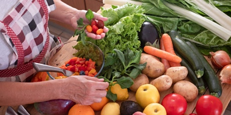 *FREE* Healthy Cooking for Seniors on a Budget (virtual) tickets