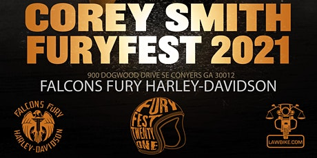Corey Smith Live at FuryFest 2021 tickets