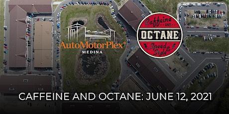 Caffeine and Octane: June 2021 tickets