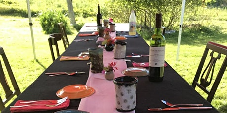 Five Course On-Farm  Barbecue Dinner tickets