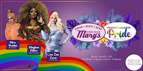 MARY'S NIGHT OF MAYHEM tickets