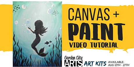 Canvas+Paint - August tickets
