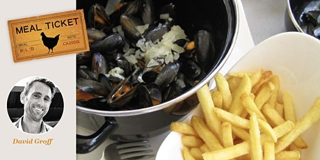 MealticketSF's Private Live Cooking Class  - Moules Frites! tickets
