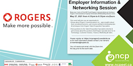 Rogers Employer Information Session tickets