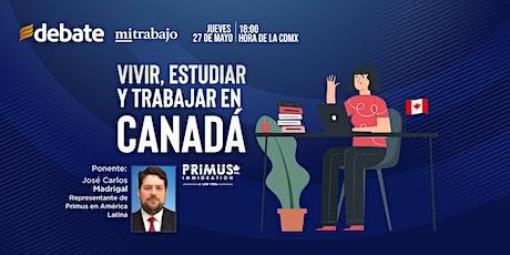 Vivir, estudiar y trabajar en Canadá entradas