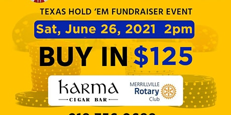 Poker Night - Texas Hold em Fundraiser Event tickets