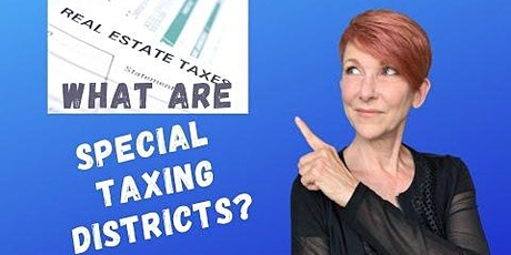 Everything You Need to Know About Special Taxing Districts - Eric Romero tickets