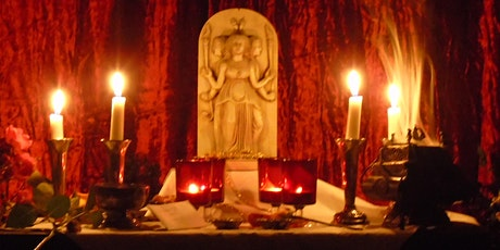 Full Moon Gathering devoted to Hekate - May & Rite of Her Sacred Fires Moon tickets