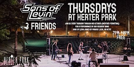 Sons & Friends Thursdays tickets