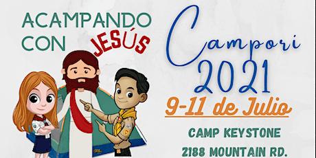 Acampando con Jesus tickets