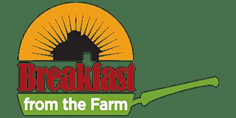 Volunteers - Breakfast from the Farm July 18, 2021 tickets