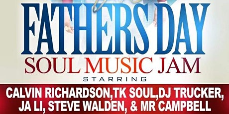 Pre-Father's Day Soul Music Jam tickets