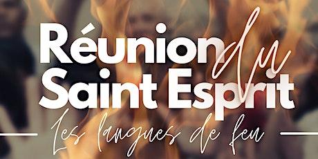 Reunion du Saint-Esprit billets