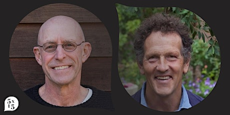 Michael Pollan and Monty Don - This Is Your Mind On Plants tickets
