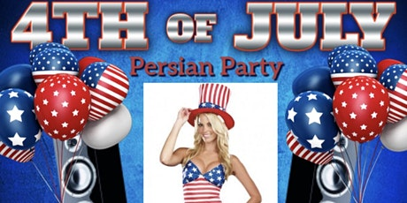 Orange County 4th of July, 2021 Persian Party tickets