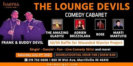 Lounge Devil Comedy Club at Karma tickets
