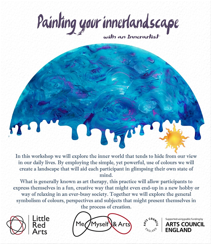 Painting Your Inner Landscape - Me, Myself & Arts - Luton image