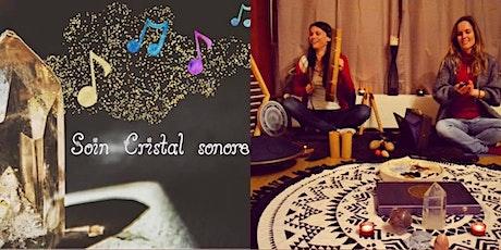 Soirée Cristal Sonore Divine Réunion billets